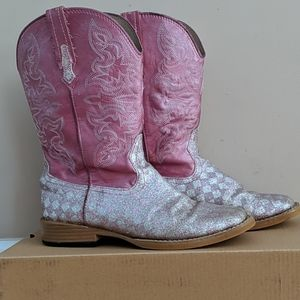 Youth Roper Boots